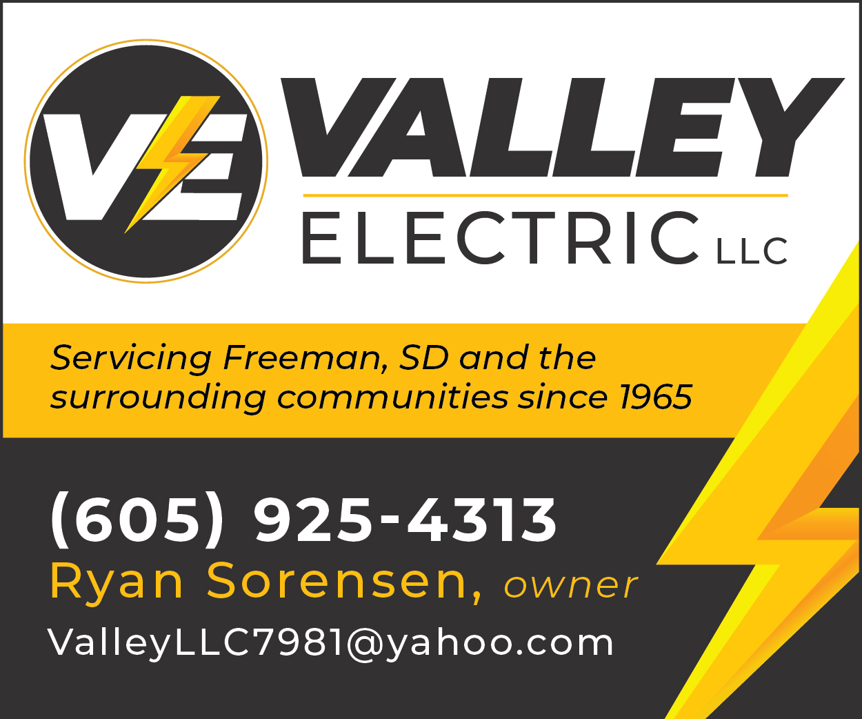 Valley Electric, LLC