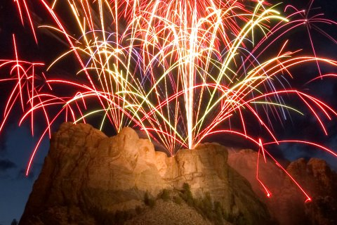 MT. RUSHMORE FIREWORKS SHOW 'ILL-ADVISED'